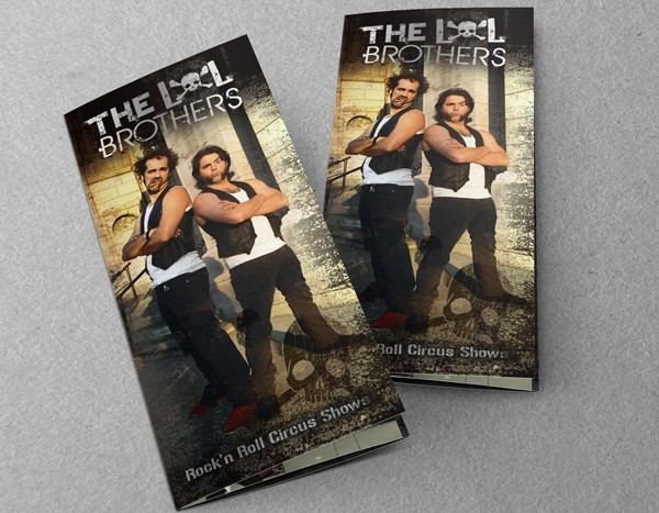 The LoL Brothers  Brochures